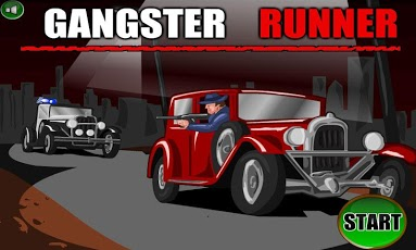 Gangster Run Away