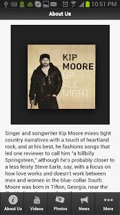 Kip Moore Music