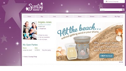 Scentsy Business Card Templates http://androidapp.lisisoft.com/android-apps/independent-contractor.html