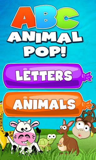 ABC Animal Pop