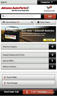 Advance Auto Parts HD