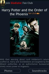 """Harry Potter & Phoenix"" Fans imam open quot"