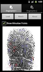 Fingerprint Matcher