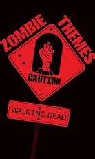 ZOMBIE Theme Go Launcher christmas theme zombie