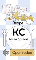 KC Pizza Spread