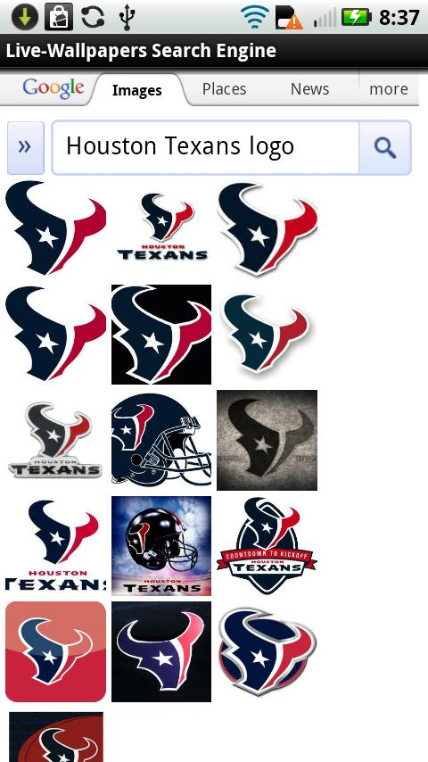 Houston Texans Live Wallpaper