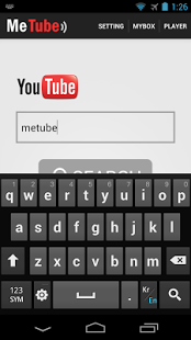 Metube: free music free movies
