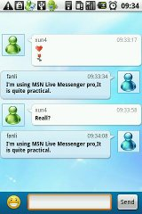 MSN Live Messenger pro(free)