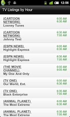 TV Listings Guide