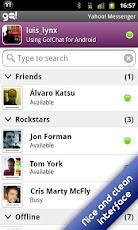 Go!Chat for Yahoo! Messenger messenger yahoo messenger