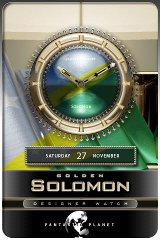 SOLOMON GOLD