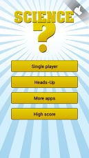 Science quiz | 1 + 2 players