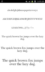 Clean Pack for FlipFont® FREE