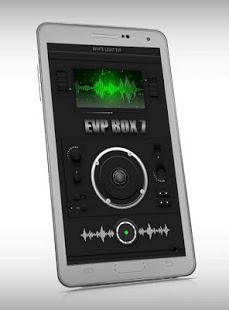 EvpBox 7 Spirit Box - Apps on