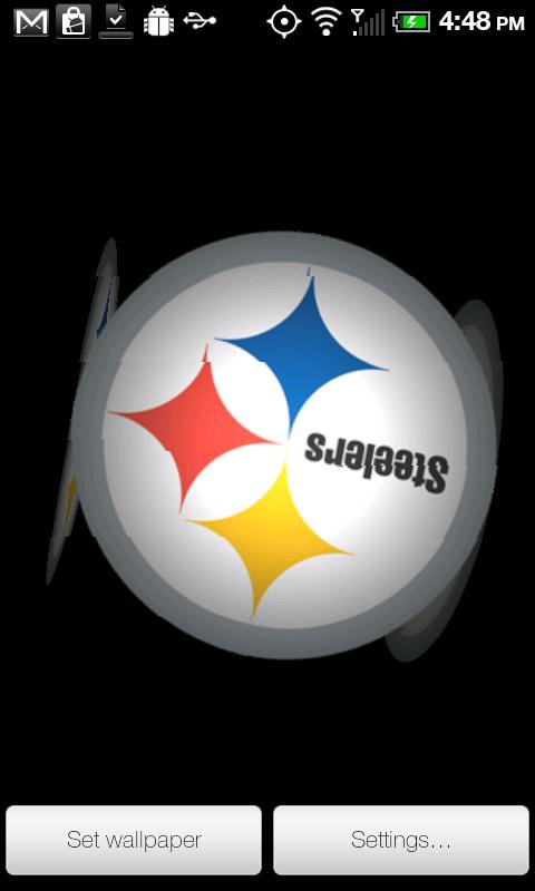 Steelers Live Wallpaper (PRO)