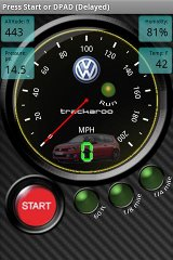 VW Speedo Dynomaster Layout