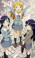 Wallpaper Ore no Imouto Anime