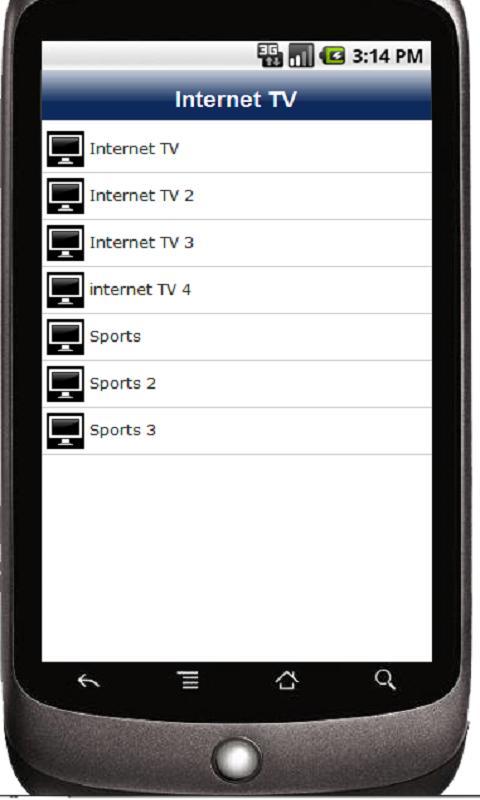 Internet TV akkord akustisch internet