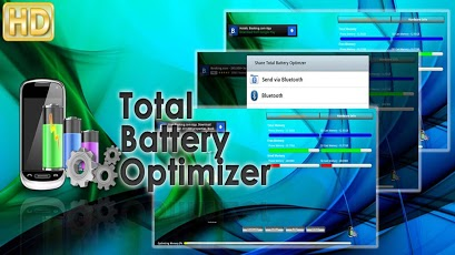 Total Battry Optimizer HD FREE