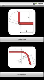 Sheet Metal Bending Calculator
