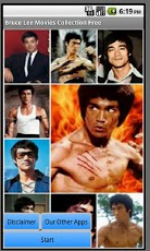 Bruce Lee Movies From YouTube