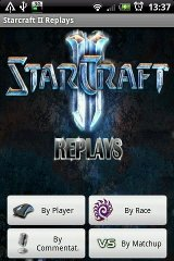 Starcraft II Replays