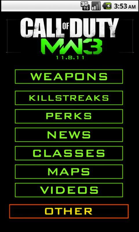 MW3 Guide guide