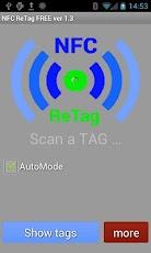 NFC ReTAG FREE nfc