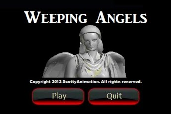 Weeping Angels SlenderMan