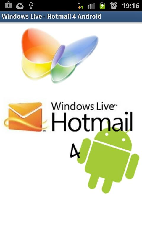 Hotmail 4 Android hotmail hacker download