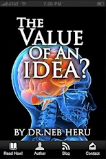 The Value Of An Idea? idea