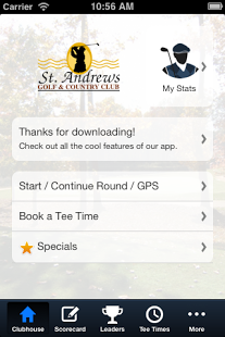 Saint Andrews Golf & CC