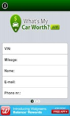 What's My Car Worth App - Utah