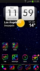 GO Launcher EX Prism HD Theme