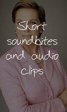 Julie Andrews soundboard