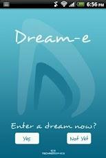 DREAM-e: smart dream analysis