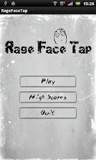 Rage Face Tap face photo rage