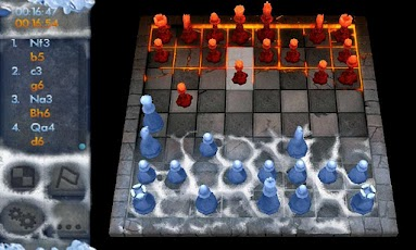 Chess: Battle of the Elements battle chess