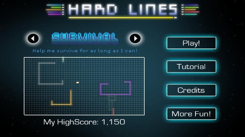 Hard Lines HD pps hard