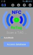 NFC ReTAG PRO nfc