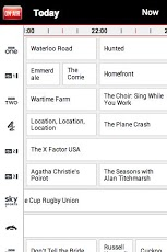 ON AIR - UK TV listings - Beta