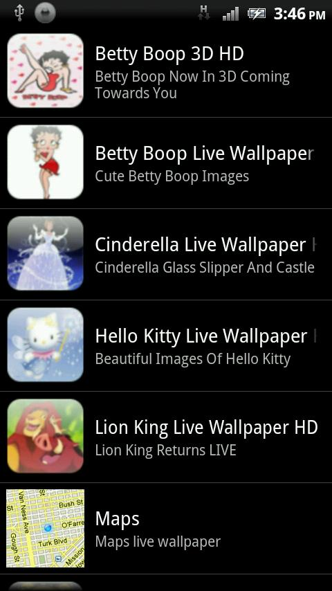 Betty Boop 3D HD free betty boop wallpaper