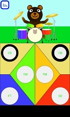 Child Drummer (for Child App)