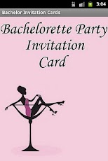 Bachelor party Invitation Card free party invitation templates