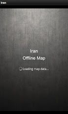 Iran Offline Map