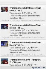 Transformers TV: Classics me tv
