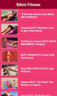 Bikini Fitness