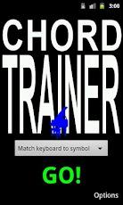 Chord Trainer chord theme