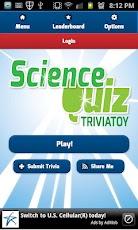 Science Quiz Trivia Toy science quiz bee