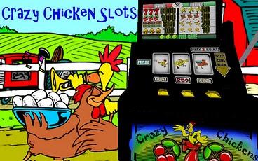 ★ Crazy Chicken Slots Bonus! lucky bonus keno slots